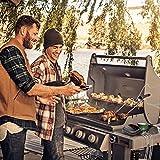 Inkbird IBT-4XS Bluetooth Barbecue Grillthermometer mit das in 1000mAh Li-Batterie, Magnet Montagedesign und Rotations Lesebildschirm Thermometer für BBQ, Küche, Grill, Ofen, Fleisch - 5