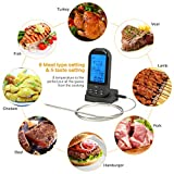 Wireless Barbecue Grill Thermometer - 2