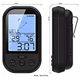 Wireless Barbecue Grill Thermometer - 3