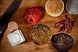 Burgerrost mit Ring für Beefer Grillgerät von Beefer Grillgeräte Edelstahl silber - 4