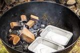 Axtschlag Räucherklötze, Wood Smoking Chunks, Kirsche – Cherry, Holz, 1,5 kg - 2
