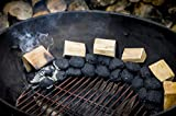 Axtschlag Räucherklötze, Wood Smoking Chunks, Kirsche – Cherry, Holz, 1,5 kg - 4