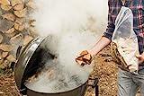 Axtschlag Räucherklötze, Wood Smoking Chunks, Kirsche – Cherry, Holz, 1,5 kg - 5