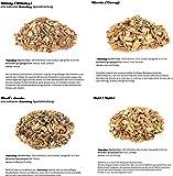 Axtschlag Allstars Räucherchips Sortenmix, Wood Smoking Chips, 4 Sorten, - 5