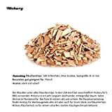 Axtschlag Räucherchips, Wood Smoking Chips Hickory, Holz, 240 g - 2