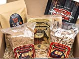 Axtschlag BBQ Geschenk Set, Burger Set, 4 teiliges Set für den Grill, das ideale Männer Geschenk - 2