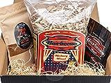Axtschlag BBQ Geschenk Set, Pulled Pork Set, 2 teiliges Set für den Grill, das ideale Männer Geschenk - 2