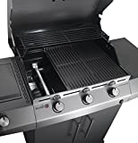 Char-Broil Gas Grill, CB Performance T-36G - 4