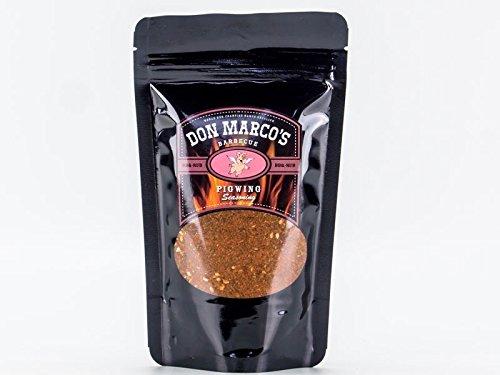 DON MARCO'S PigWing Seasoning, 1er Pack (1 x 180 g)