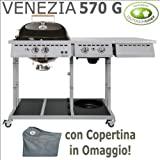 Gaskugelgrill Outdoorchef Venezia 570