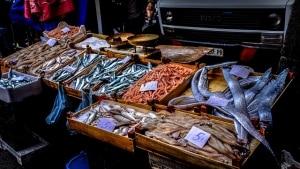 Seafood Grillen