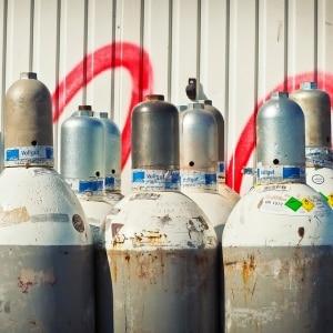 Gas kann sehr gefährlich werden